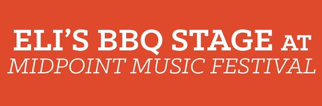 Free Music at MidPoint thanks to Eli's BBQ